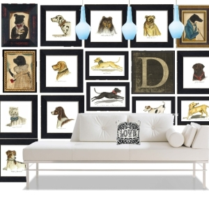 decorando con perritos
