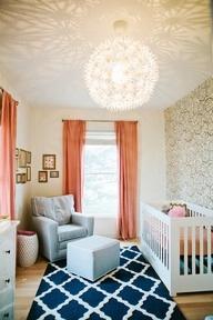 Baby habitacion con estilo