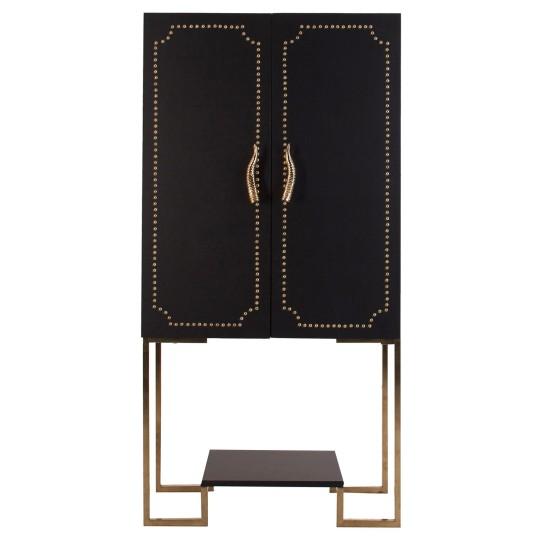 armario-negro-oro